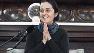Madalina Blanton shares joyous information